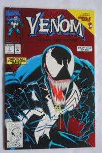 Venom Leathal Protector #1