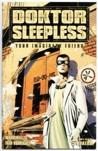 Doktor Sleeples #5 (Avatar, 2008) VF/NM