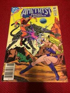 Amethyst #2 DC Comics Princess of Gem World (1983) VF/NM