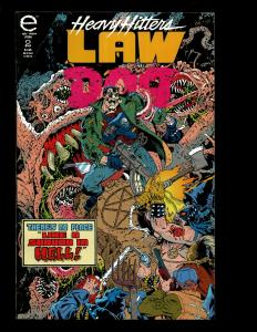 10 Comics Law Dog # 2 1 X-Factor 89 90 Web of Spider-Man 91 X-Force 28 +MORE J22