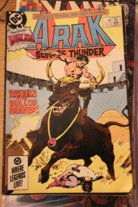 Arak Son of Thunder 41 VF/NM