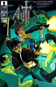 Anti #3 VF/NM; 12 Gauge | save on shipping - details inside