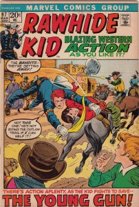The Rawhide Kid #97 (1972)