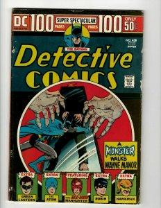 Detective Comics # 438 FN DC Comic Book Batman Robin Joker Catwoman Penguin SR1