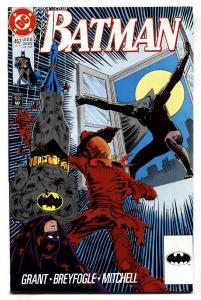 BATMAN #457-000 indicia error DC 1990-Comic Book-Robin NM-