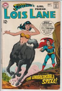 Superman's Girlfriend Lois Lane #92 (May-69) VG/FN Mid-Grade Superman, Lois Lane