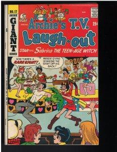 Archie's TV Laugh-Out #17 (1973)