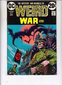 Weird War Tales #13 (Apr-73) FN/VF Mid-High-Grade