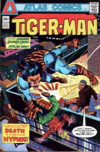 Tigerman #3, VG+ (Stock photo)