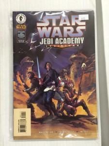 Star Wars Jedi Academy #1 to #4 whole set - VF - 1998 to 1999