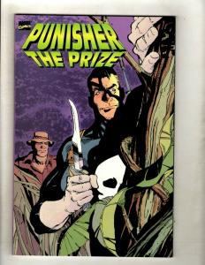 8 Comics Punisher The Prize, Ghost Rider/Wolverine, Back to School 1 +MORE HY8