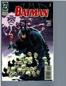 Batman #516 (1995) NM
