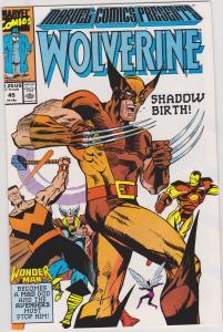 Marvel Comics Presents #45