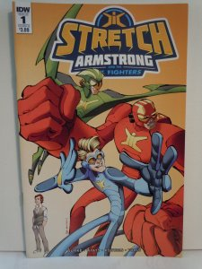 Stretch Armstrong #1 Variant Cover