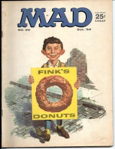 Mad No. 90, Oct, 1964 (VG)
