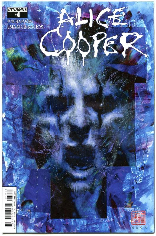 ALICE COOPER #4, NM, 2014, Rocker, Rock n Roll, more indies in store, Dynamite