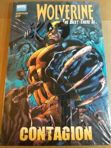Wolverine - The Best There Is: Contagion by Huston & Ryp (hardcover 2011)