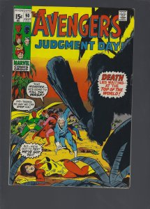 The Avengers #90 (1971)