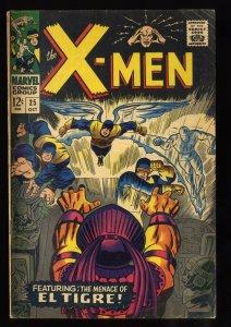 X-Men #25 VG+ 4.5