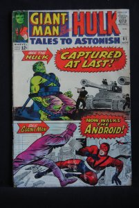 Tales to Astonish #61, 4.0, Ditko art, Kirby Cover