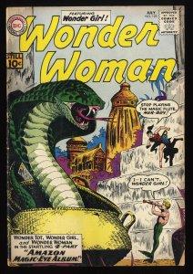 Wonder Woman #123 VG+ 4.5