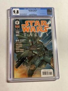 Star Wars Tales 7 Cgc 9.8 1st Ailyn Vel Boba Fett Daughter Dark Horse