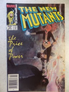NEW MUTANTS # 25 FIRST LEGION CAMEO