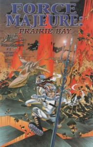Force Majeure: Prairie Bay #1 VF/NM; Little Rocket | save on shipping - details