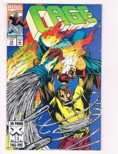 Cage #13 VF Marvel Comics Luke Cage TV Show Comic Book April DE22