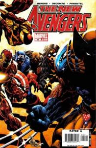 New Avengers (2005 series) #19, NM (Stock photo)