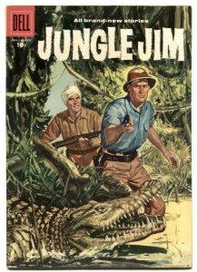 Jungle Jim #11 1957- Dell silver age comic VG/F