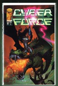 Cyber Force #12 (1995)