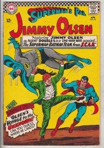 Jimmy Olsen, Superman's Pal  #92 (Apr-66) VF/NM High-Grade Jimmy Olsen
