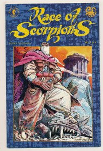 Race of Scorpions (1991 2nd Series) #1 NM