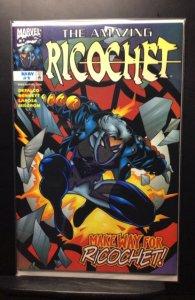The Amazing Ricochet #1