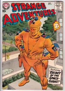 Strange Adventures #97 (Oct-58) FN+ Mid-High-Grade