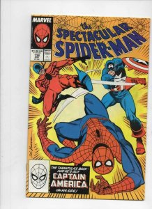 Peter Parker SPECTACULAR SPIDER-MAN #138 VF/NM Tarantula 1976 1988 more in store