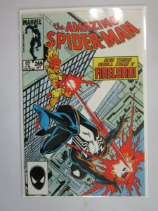 Amazing Spider-Man #269 Direct edition 7.0 FN VF (1985 1st Series)