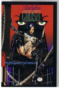 BABYLON CRUSH #1, NM-, Femme Fatale, Hart Fisher, 1995, more indies in store