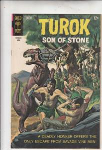Turok Son of Stone #61 (Apr-68) NM/NM- High-Grade Turok, Andar