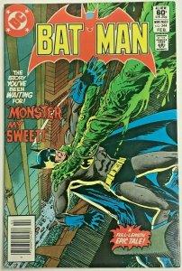 BATMAN#344 FN/VF 1982 DC BRONZE AGE COMICS
