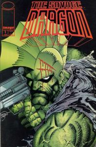 SAVAGE DRAGON  25-Different, SMASH MOUTH ADVENTURE,