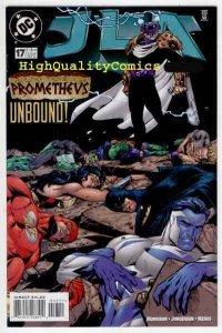 JLA #17, NM+, Morrison, Wonder Woman,Superman,Batman, 1997, Green Lantern, Flash