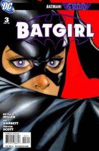 Batgirl (3rd Series) #3 VF; DC   save on shipping - details inside