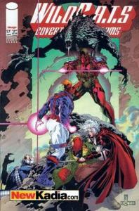 WildC.A.T.S.: Covert Action Teams #17, VF+ (Stock photo)