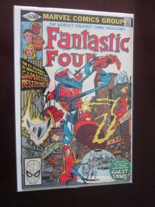 Fantastic Four #226 Direct - VF+ - 1981