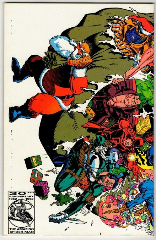 MARVEL HOLIDAY SPECIAL 1993 (VF/NM) No Resv! 1¢ Auction! See More!!!