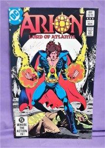 Paul Kupperberg ARION Lord of Atlantis #1 Jan Duursema Bronze Age (DC, 1982)!