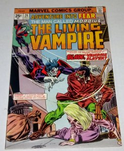 ADVENTURE INTO FEAR #24 BLADE MORBIUS  (id16a)