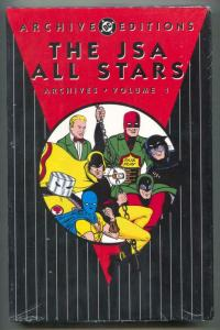 The JSA All Stars Archives Vol 1 hardcover- sealed